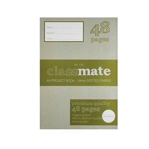 COS Classmate Project Book A4 18mm DT 48 Pg