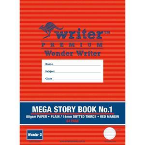 COS Writer Story 330x240 Plain 14mm DT 64 Pg