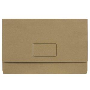 COS Marbig Enviro Foolscap Document Wallet