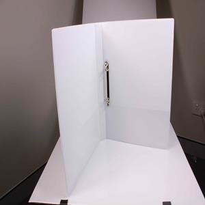 Binder with Perm Spine- Label A4 2D 16mm