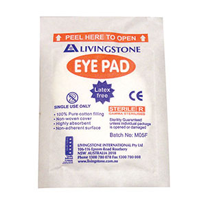 COS Sterile Eye Pad