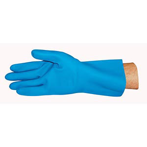 COS Skin Shield Silverlined  Rubber Gloves M