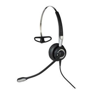 COS Jabra Corded Headset BIZ 2400II QD NC WB