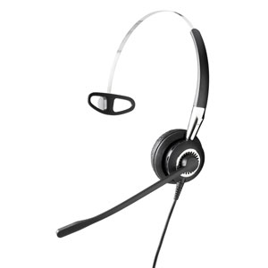 COS Jabra Headset BIZ 2400 II QD Mono 3-1 NC
