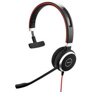 COS Jabra Headset EVOLVE 40 MS Mono