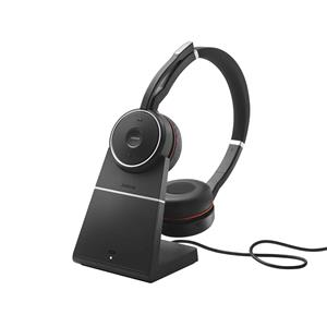 COS Jabra Headset EVOLVE 75 MS Stereo +Stand