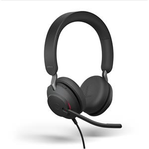 COS Jabra Headset EVOLVE2 40 MS Stereo USB-A