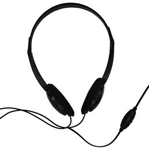 COS Headphone with Volume Control