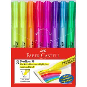 COS Faber Castell Textliner Slim Highlighter