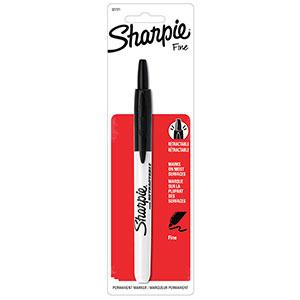COS Sharpie Permanent Marker Retractable
