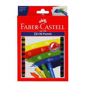 COS Faber Castell Oil Pastels