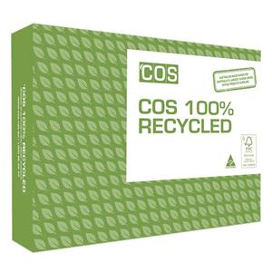 COS A4 80gsm 100% Recycled Copy Paper