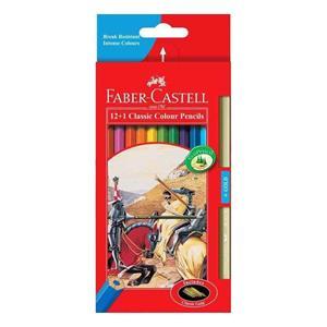 COS Faber-Castell Classic Hex Colour Pencils
