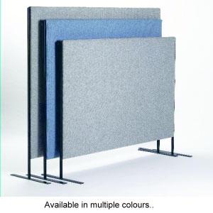 COS Freestanding Fabric Screen 1500W x 1500H