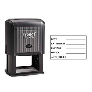 COS Self Inking 60 x 40mm Custom Stamp