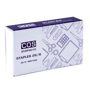 COS 26/6 6mm Staples