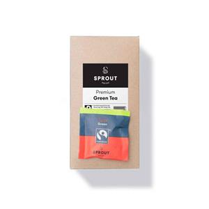 COS Sprout Premium Green Tea Bags
