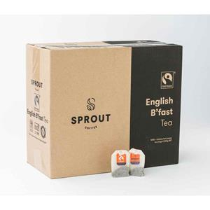 COS Sprout Organic English Breakfast Tea Bag