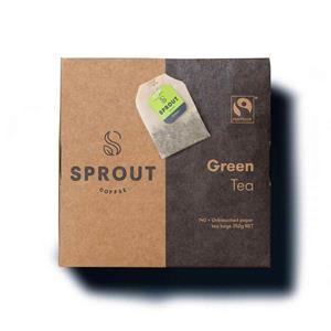 COS Sprout Fairtrade Organic Green Tea Bags