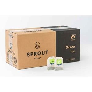 COS Sprout Fairtrade Organic Green Tea Bags