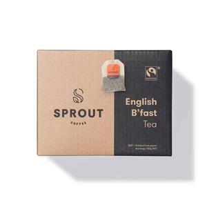 COS Sprout Organic English Breakfast Tea Bag