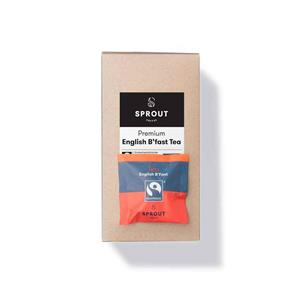COS Sprout Premium English Breakfast Tea Bag