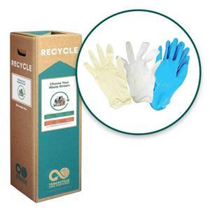 COS TerraCycle Zero Waste Plastic Gloves