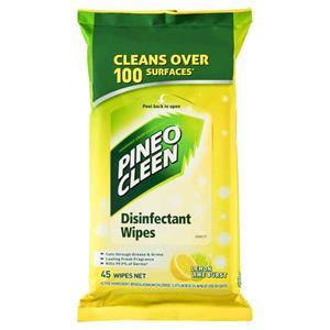COS Pine O Cleen Antibacterial Wipes