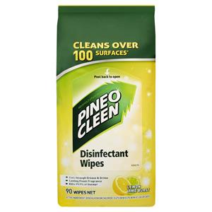 COS Pine O Cleen Disinfectant Wipes