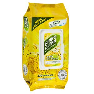 COS Pine O Cleen Surface Wipes Lemon