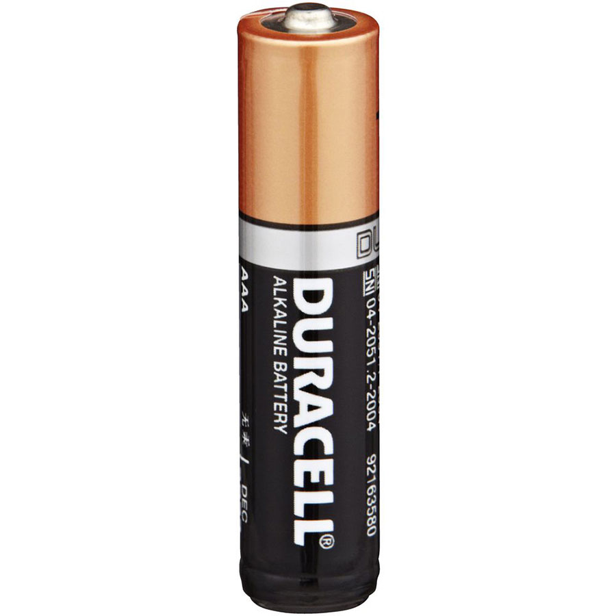 duracell coppertop aaa battery bulk pack cos complete office supplies. Black Bedroom Furniture Sets. Home Design Ideas