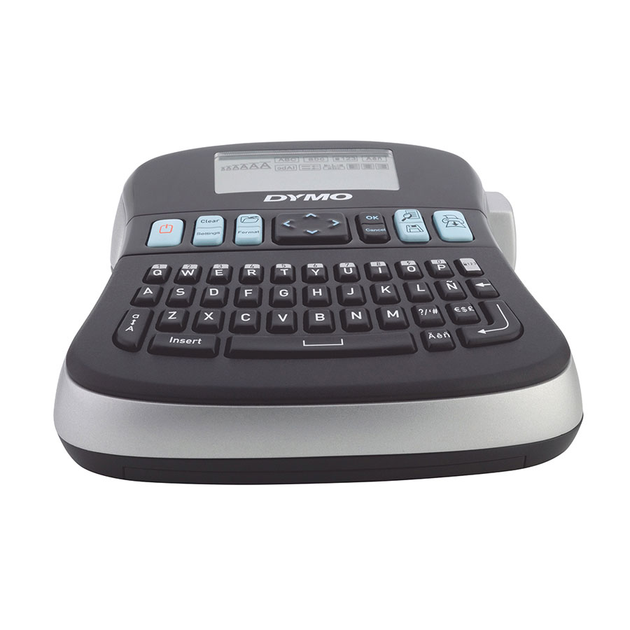 dymo labelmanager 210d labelling machine cos complete office supplies. Black Bedroom Furniture Sets. Home Design Ideas