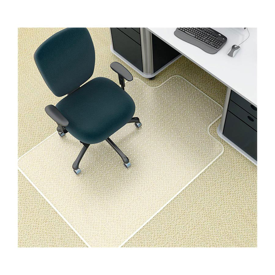 Marbig Deluxe Chair Mat 1140 X 1340mm COS Complete Office Supplies