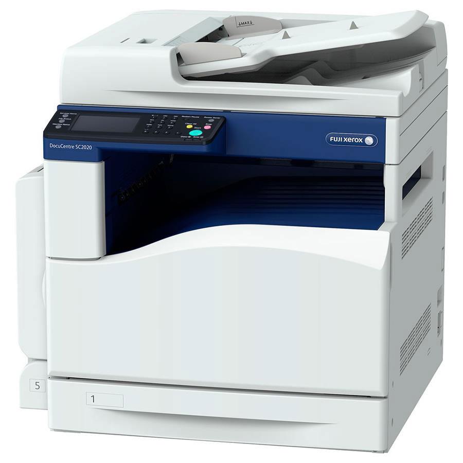 Fuji Xerox DCSC2020 A3 Colour Laser MFP